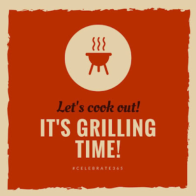 It's Grilling Time with #Celebrate365 - Blog Party full of Grilling Recipes