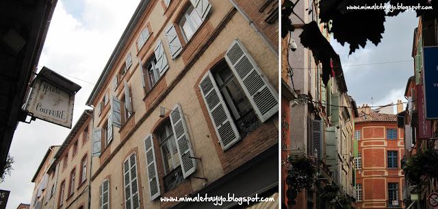 Calles de Montauban