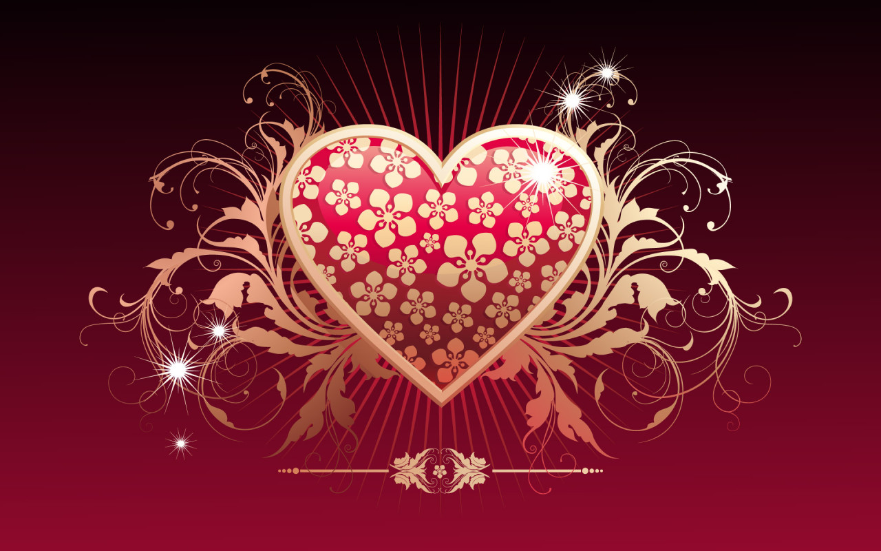 images of beautiful love hearts - photo #39