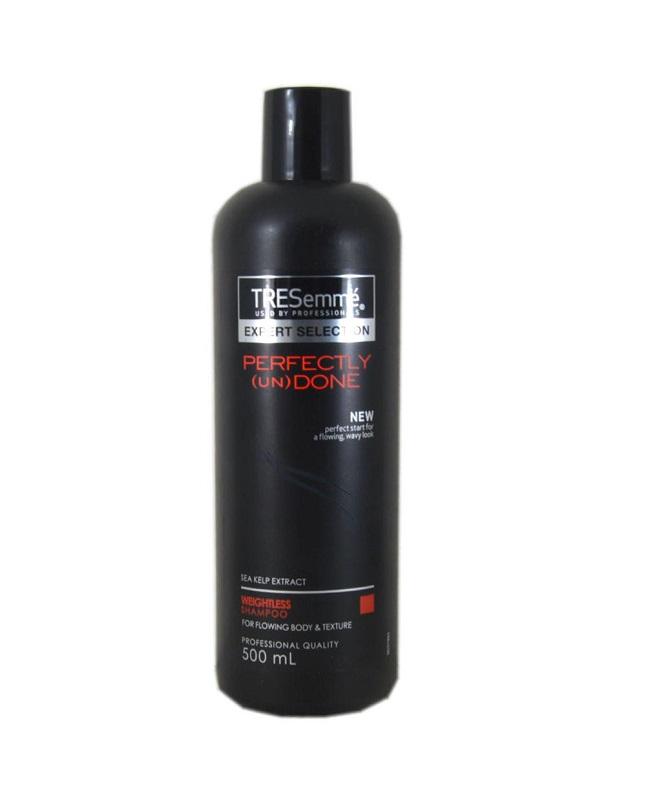 Tresemme Perfectly (Un)Done Shampoo 500 ml