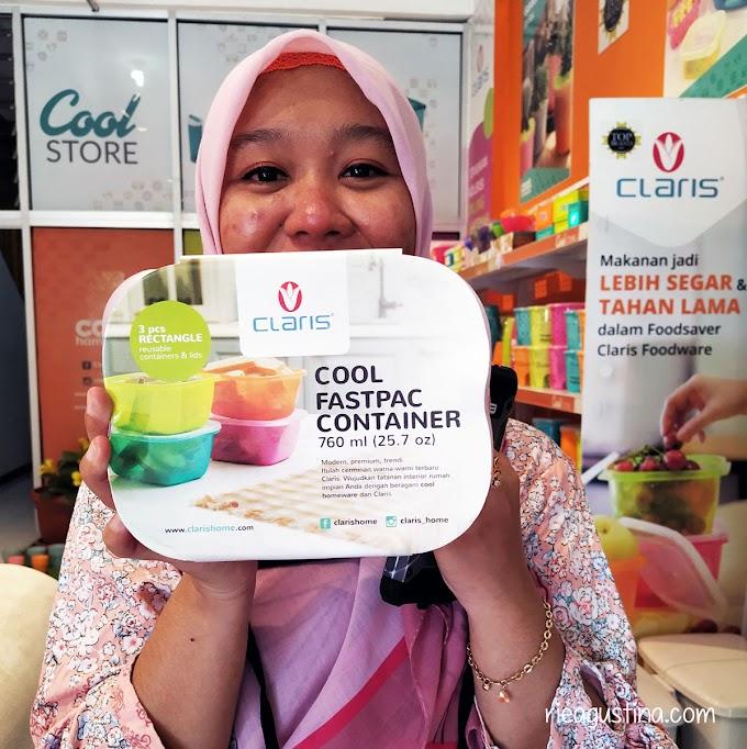Claris Cool Store, Tempat Belanja Perlengkapan Rumah Tangga di Surabaya