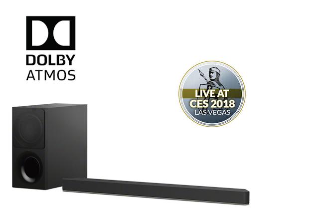 Sony Dolby ATMOS Certified Sound Bar