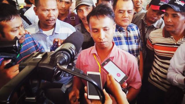 Nasri Saputra: Sejak Awal, Kami Sudah Dizalimi KIP Aceh Jaya
