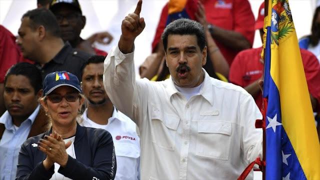 Maduro promete castigar a los responsables del apagón general