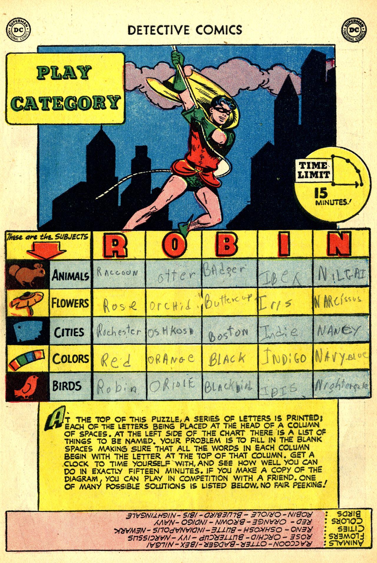 Detective Comics (1937) 208 Page 32