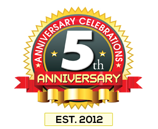 5th Anniversary of MyBloggerLab - Time to Rebuild our Goals