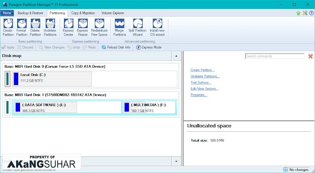 Download Paragon Partition Manager 15 Pro Terbaru