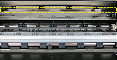 encoder strip canon printers