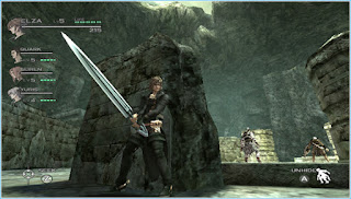 Dragoneer's Aria PSP Games Emulator