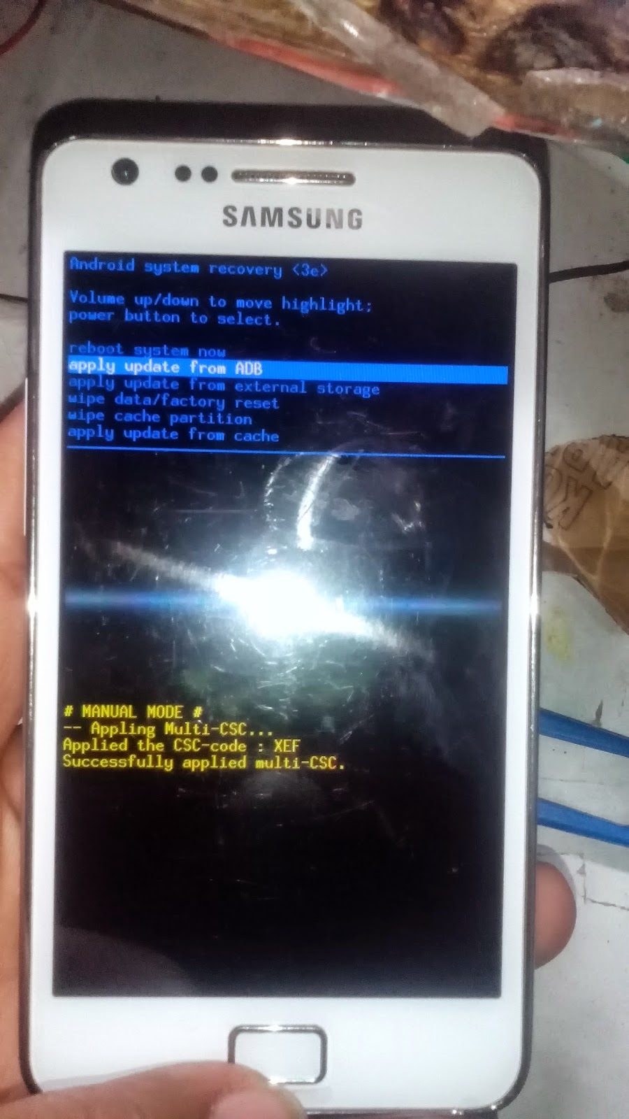 Update Galaxy S2 GT I9100G with Jellybean 4.1.2 XWLSR ...
