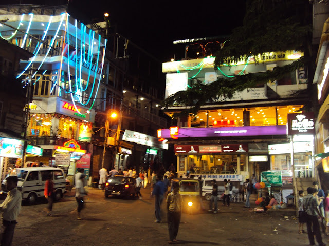 market of mcleodganj