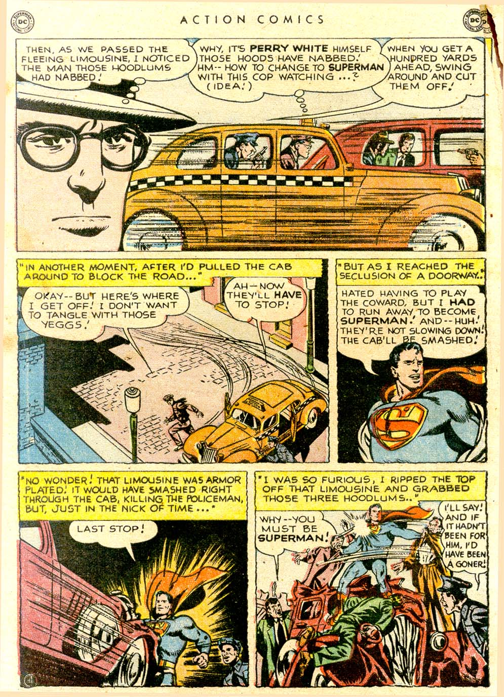 Action Comics (1938) 144 Page 5