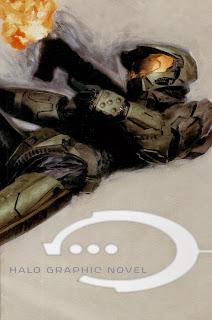 Halo Graphic Novel [Español]