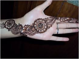 Attractive & Beautiful Hd Desgin Of Mehandi 2