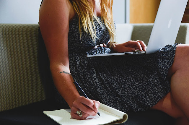 How To Write Your First Article Online