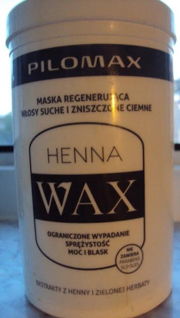 Maska do włosów Pilomax WAX