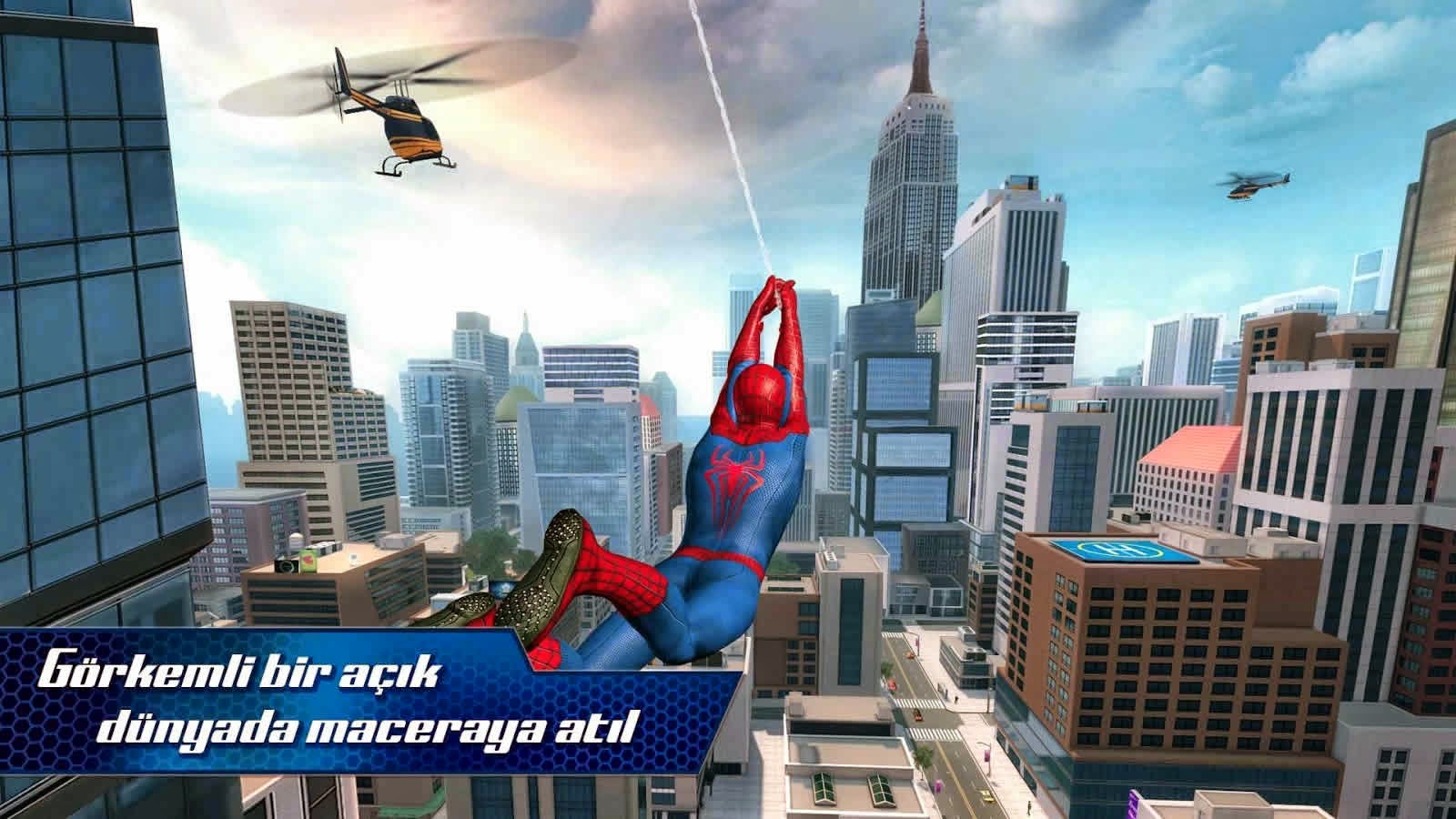 The Amazing Spider Man 2 v1.1.0ad (Offline) Apk