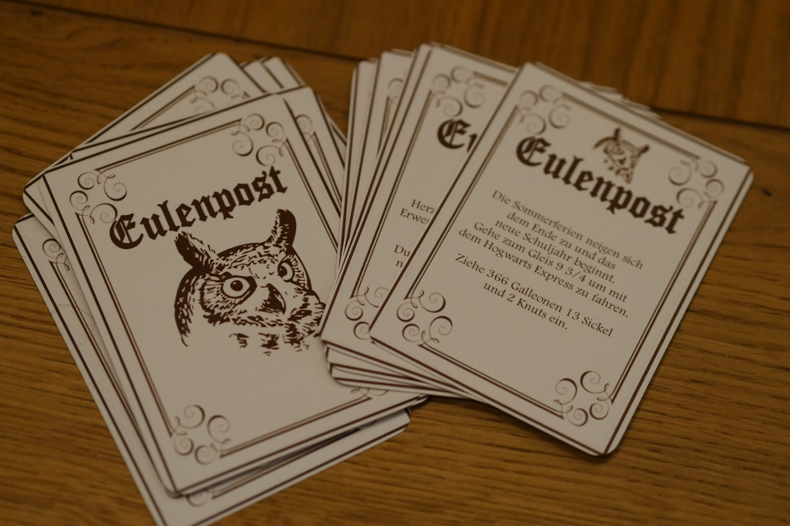 Bastelprojekt Harry Potter Monopoly How To Simforum 5