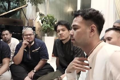 Raffi Ahmad Hijrah, Videonya Bikin Editor Menangis