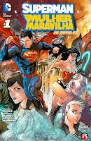 Os Novos 52! Superman & Mulher Maravilha #1