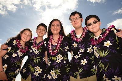 Purple Aloha