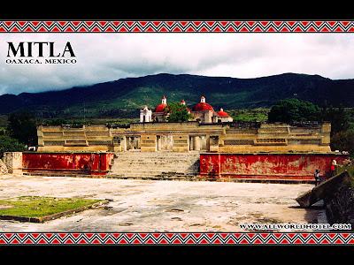 Turismo Oaxaca: Zonas Arqueológicas