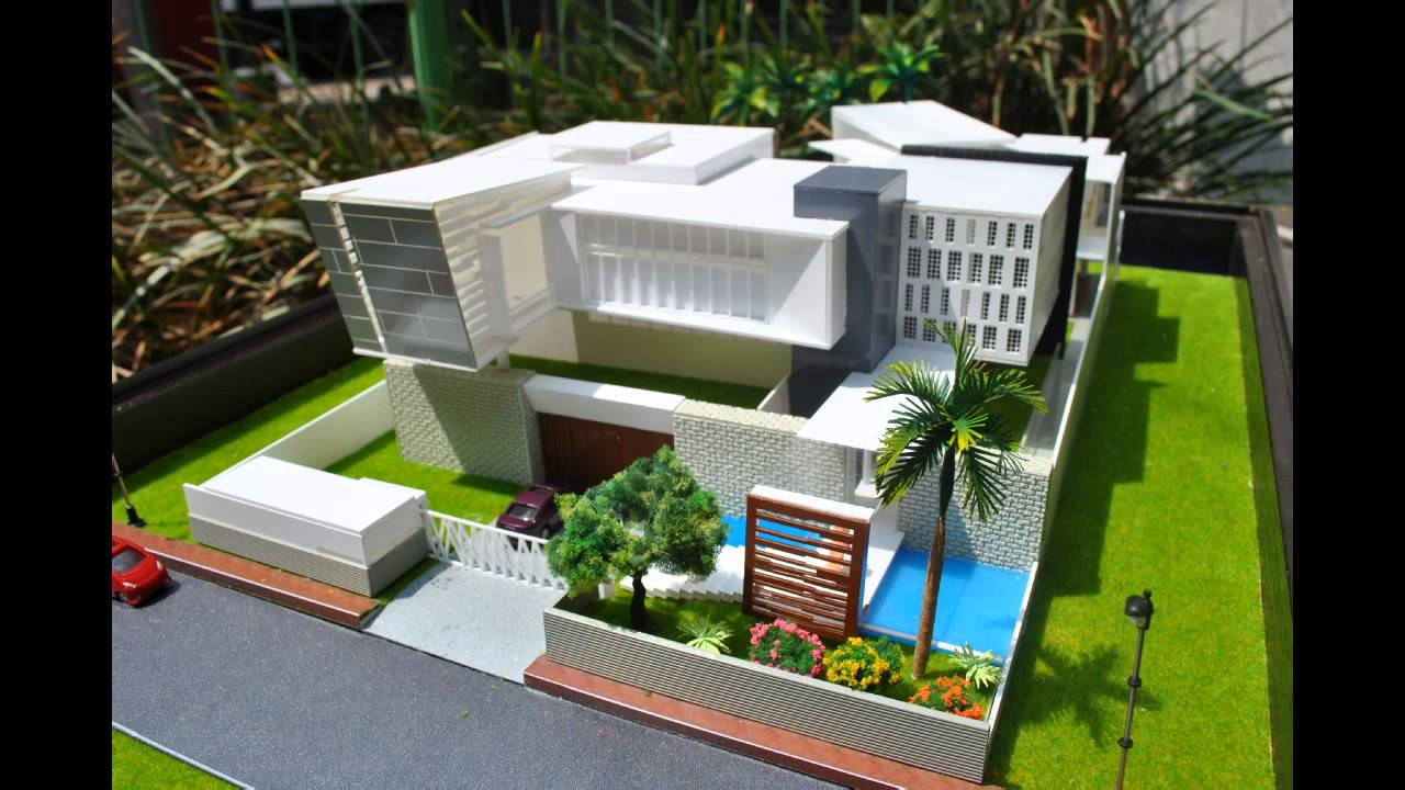 Jasa Pembuatan Maket Miniatur Model Bangunan | SGT Grup