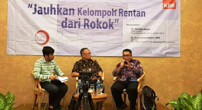Program radio Ruang Publik KBR