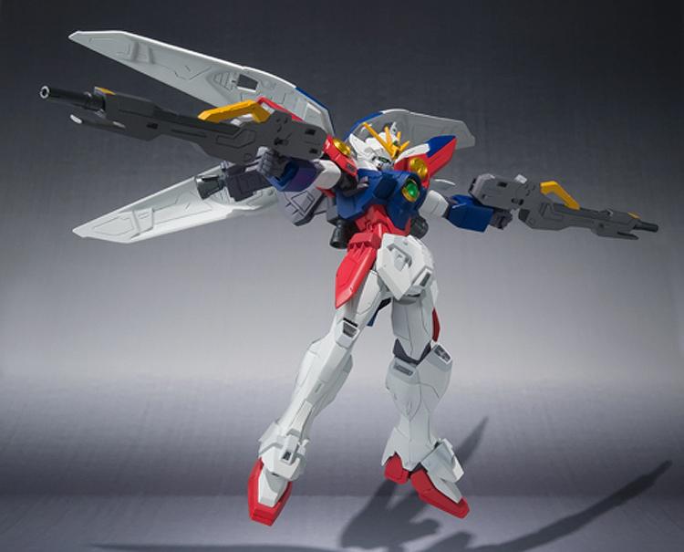 Tumacher Gunpla Inochi Robot Damashii Gundam Wing Zero Release Date June 2012 Price 4410