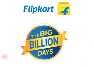 Flipkart Big Billion days: Smart TV and discounts on smartphones