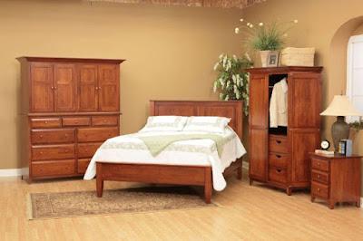 furniture kamar tidur jati mebel jepara