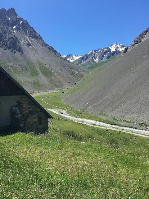 Col du Galibier climb