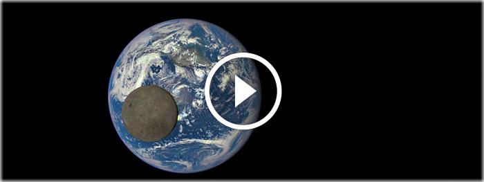 O lado Oculto da Lua - time lapse