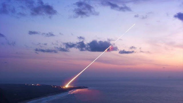 EEUU despliega satélites para rastrear misiles hipersónicos rusos
