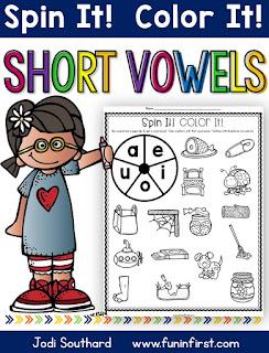 https://www.teacherspayteachers.com/Product/Short-Vowel-Spin-It-Color-It-2625955