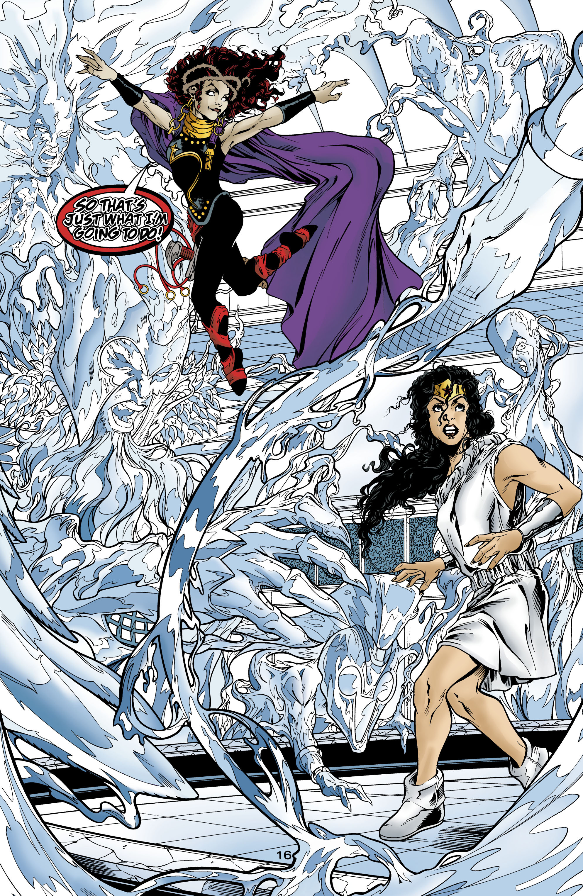 Read online Wonder Woman (1987) comic -  Issue #156 - 17