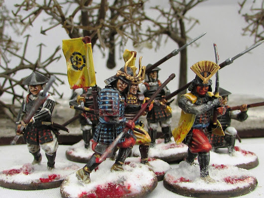 Warlord Games Test of Honour Podcast Episode