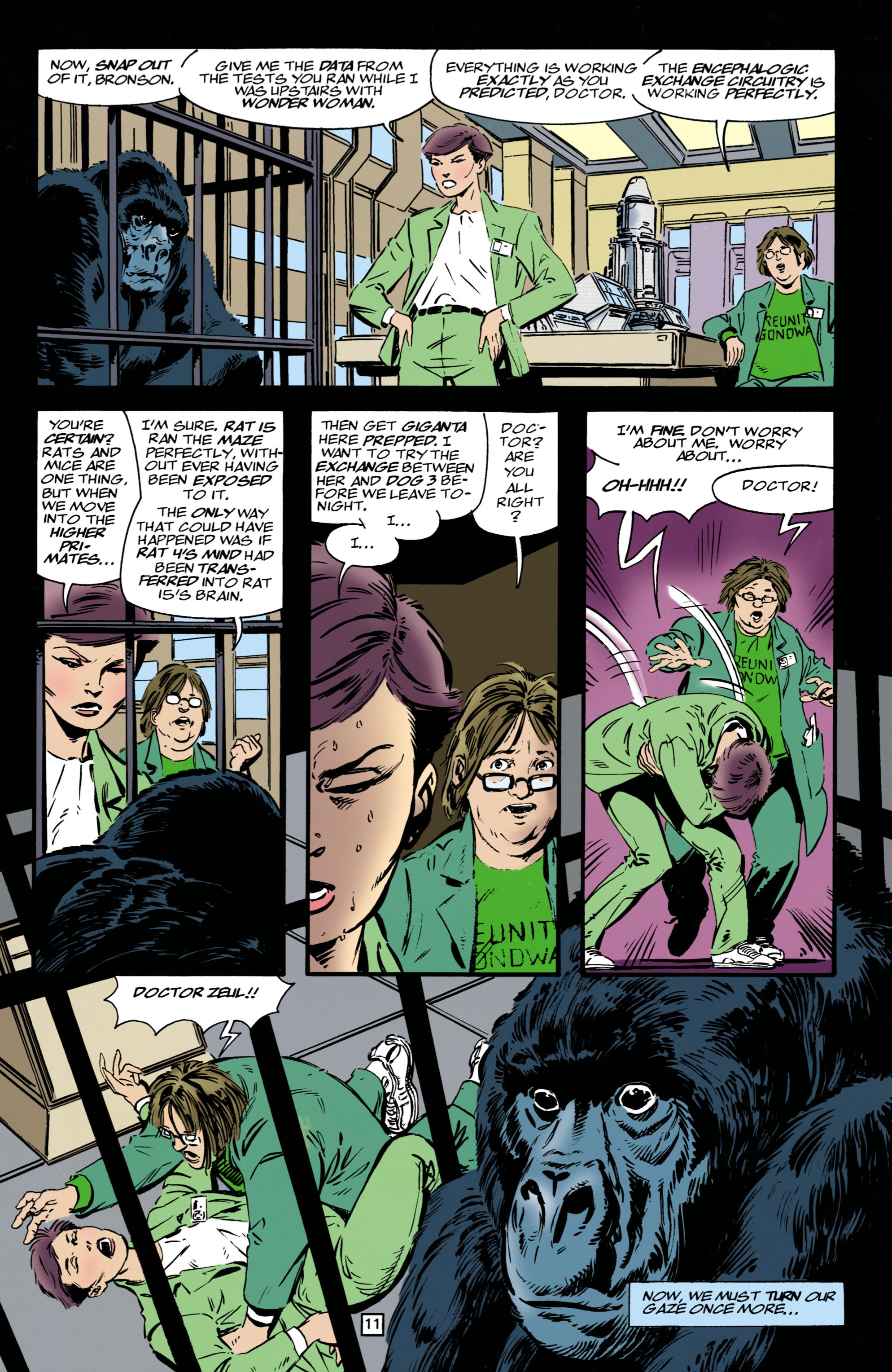 Read online Wonder Woman (1987) comic -  Issue #126 - 11