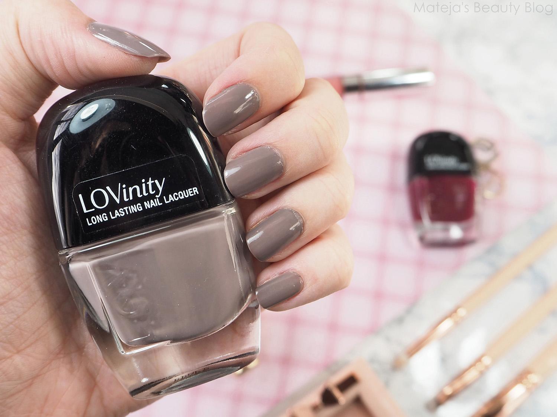 L.O.V. LOVinity Long Lasting Nail Polish 290 Ash Allusion - Mateja\'s ...