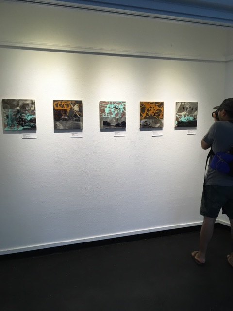Paolo pictures from burnt rice group art for Craft fairs sacramento 2017