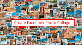 Facebook Picture Collage - How To Make A Picture Collage On Facebook