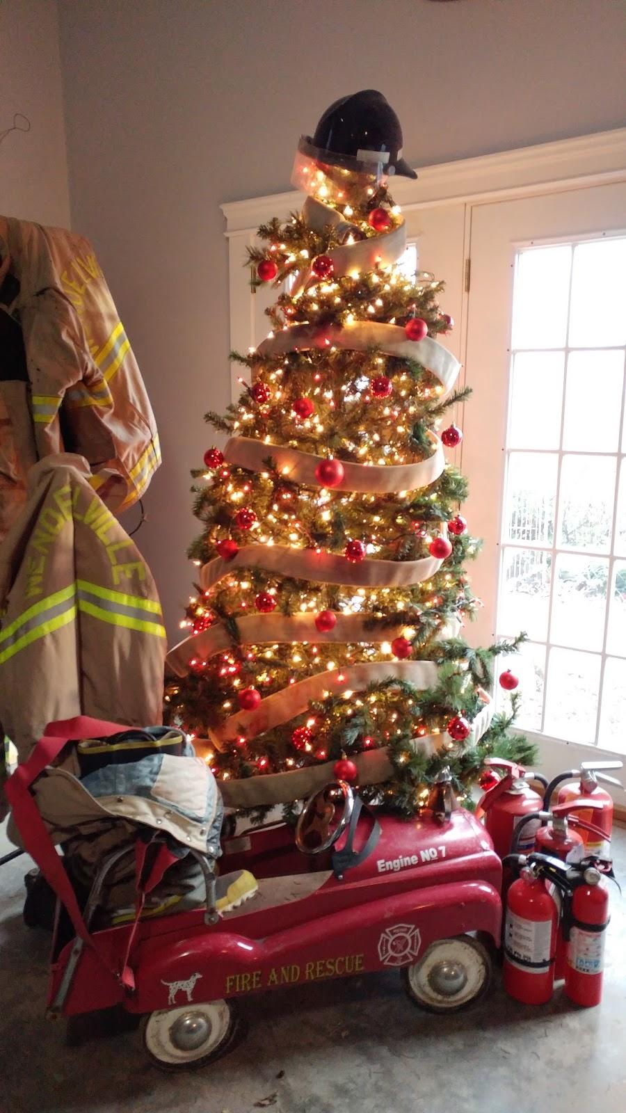 Arbor House Lane: Christmas For My Fireman