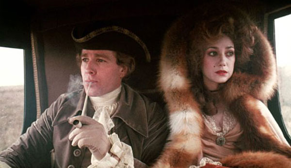 Stanley Kubrick's Barry Lyndon, starring Ryan O'Neal