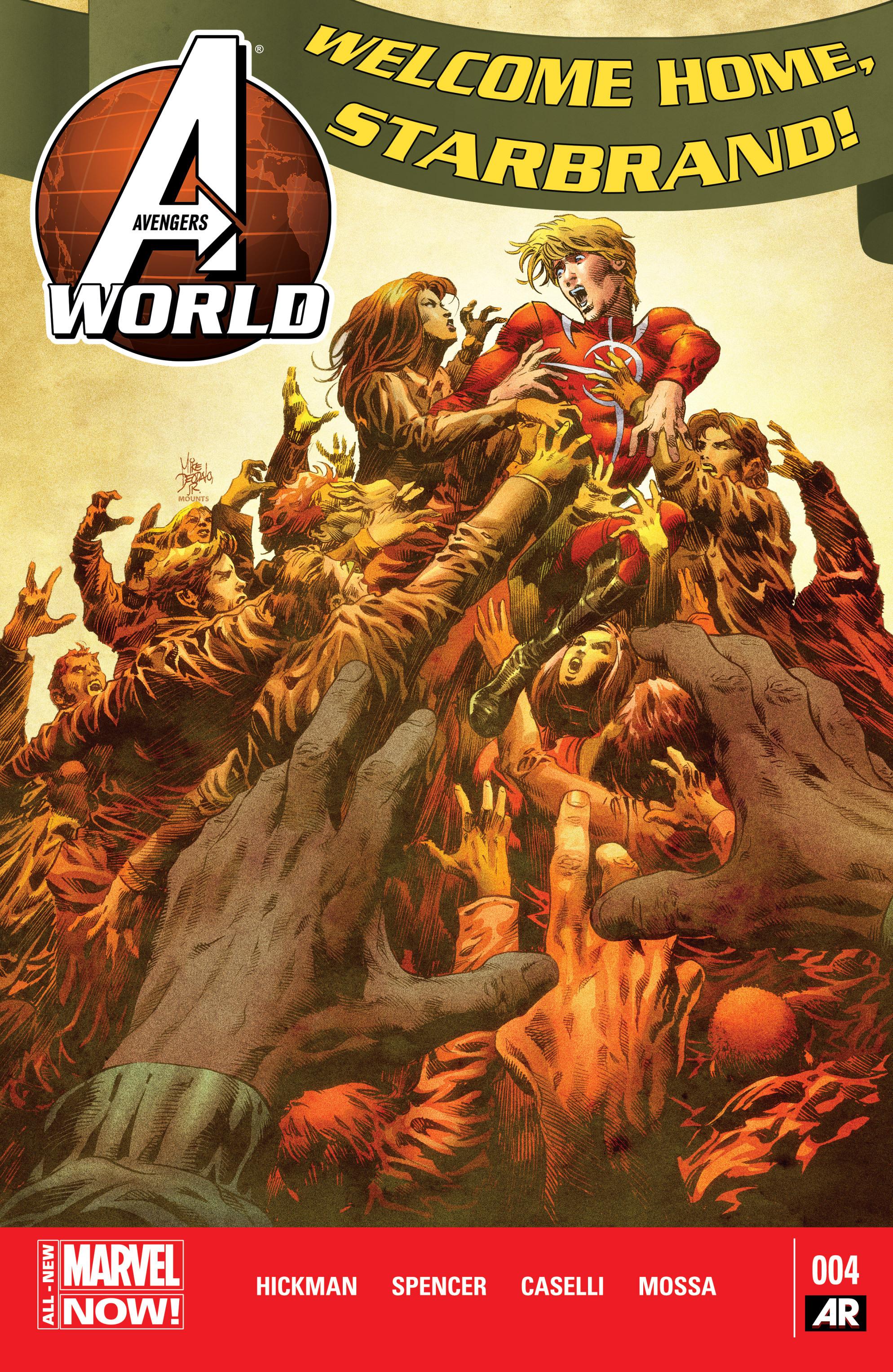 Avengers World 4 Page 1