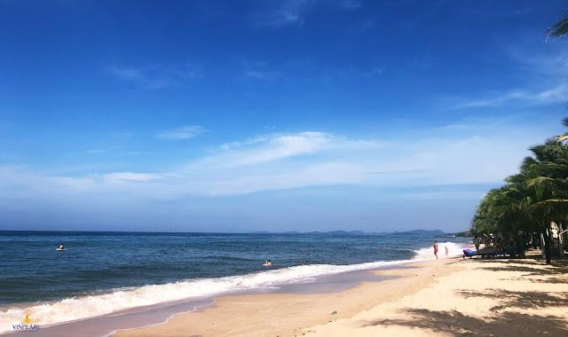 Phú Quốc tiềm năng du lịch biển đẹp thơ mộng