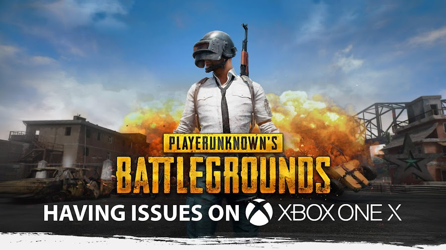 pubg xbox one x performance
