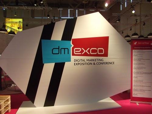 Das Logo der dmexco 2014.