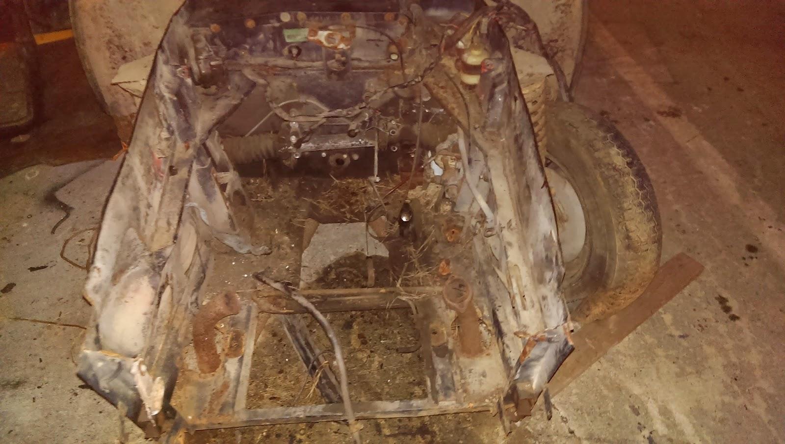 71' SAAB Sonett III, or