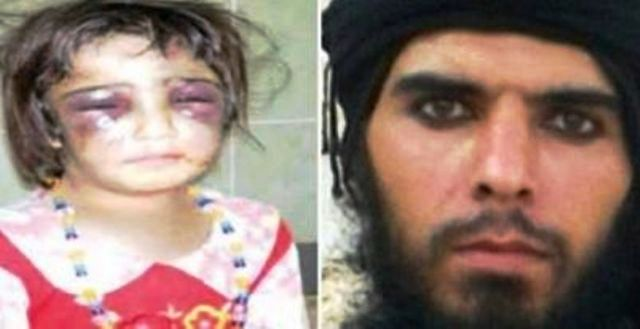 ISIS Fighter Raping Little Girl Tells Her That Rape Is An Act Of Worship