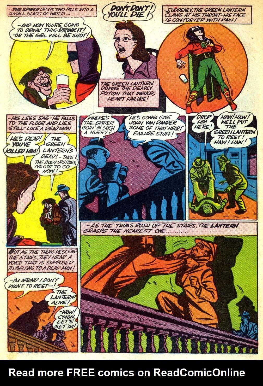 Read online All-American Comics (1939) comic -  Issue #28 - 10